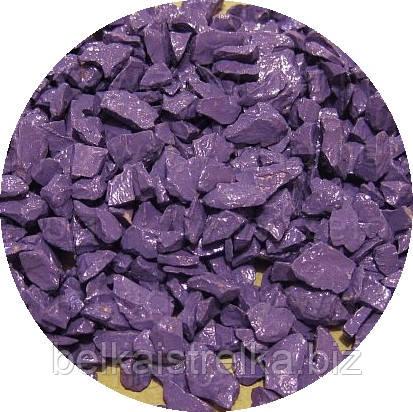Грунт Zeta фіолетовий 5 -10 мм, 1 кг