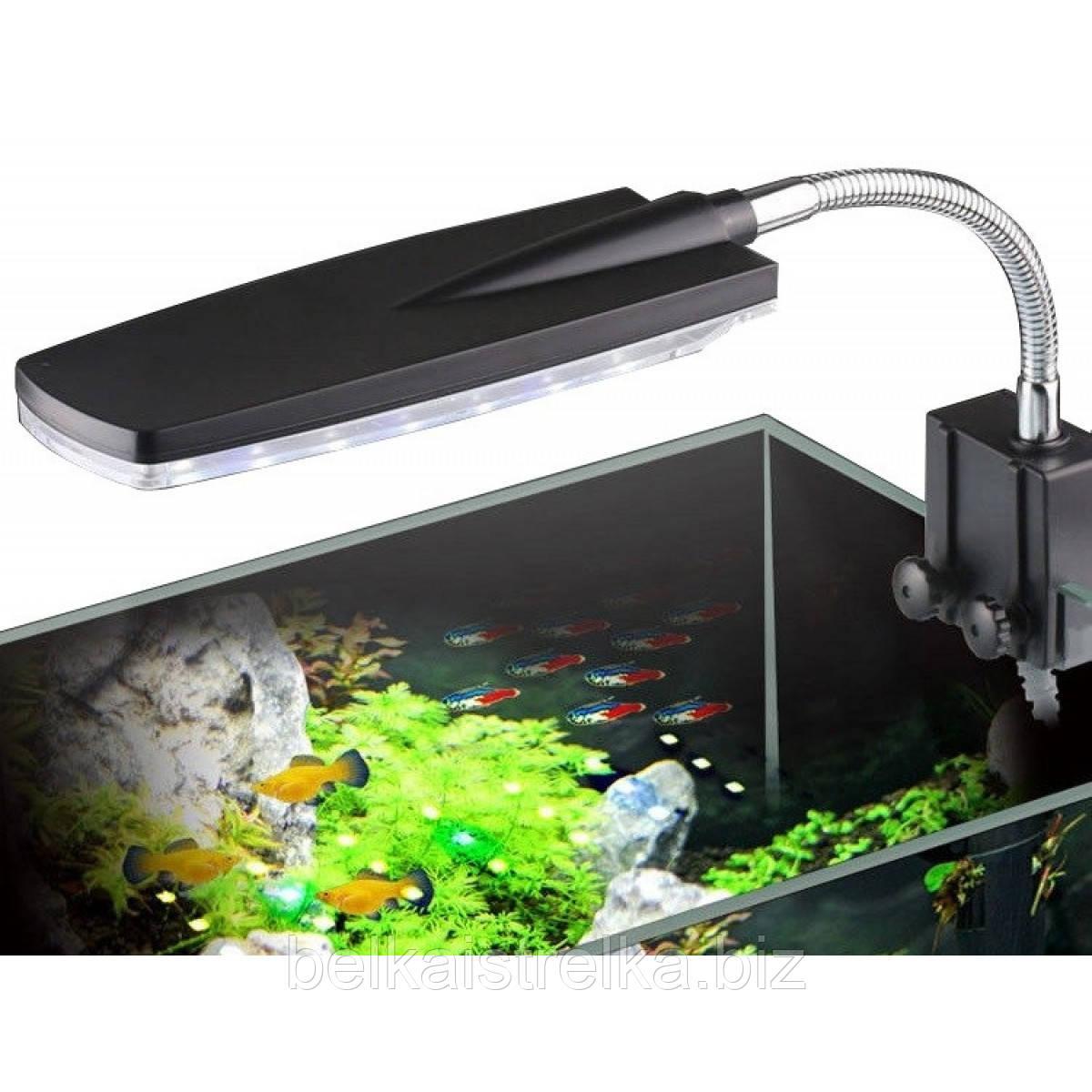 Светильник Sunsun AMD-D1 для аквариума, 3 Вт