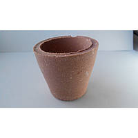Керамика для аквариума Кадка диаметр - 4 см, высота - 2,5 см