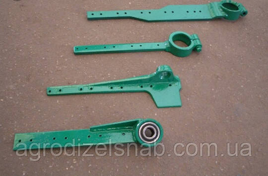 Головка ножа (пятка) КСС-2,6 (Комбайни кормосілосоуборочние КСК-100)