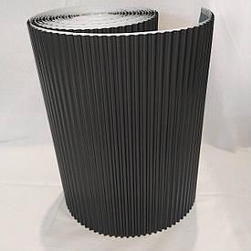 Лента для обработки примыкания алюминиевая Alu Max 300 х 5000 мм антрацит (Примыкание дымохода и стене)