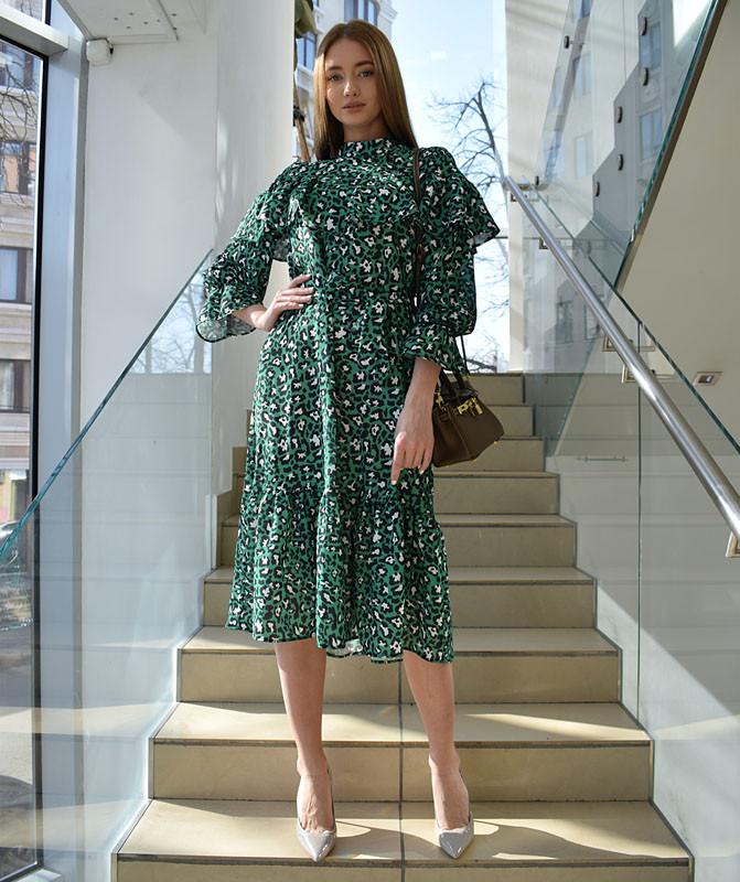 Платье длинное Kolly