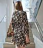 Платье широкий рукав Nilla, фото 4