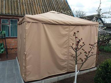Тент штори для альтанки