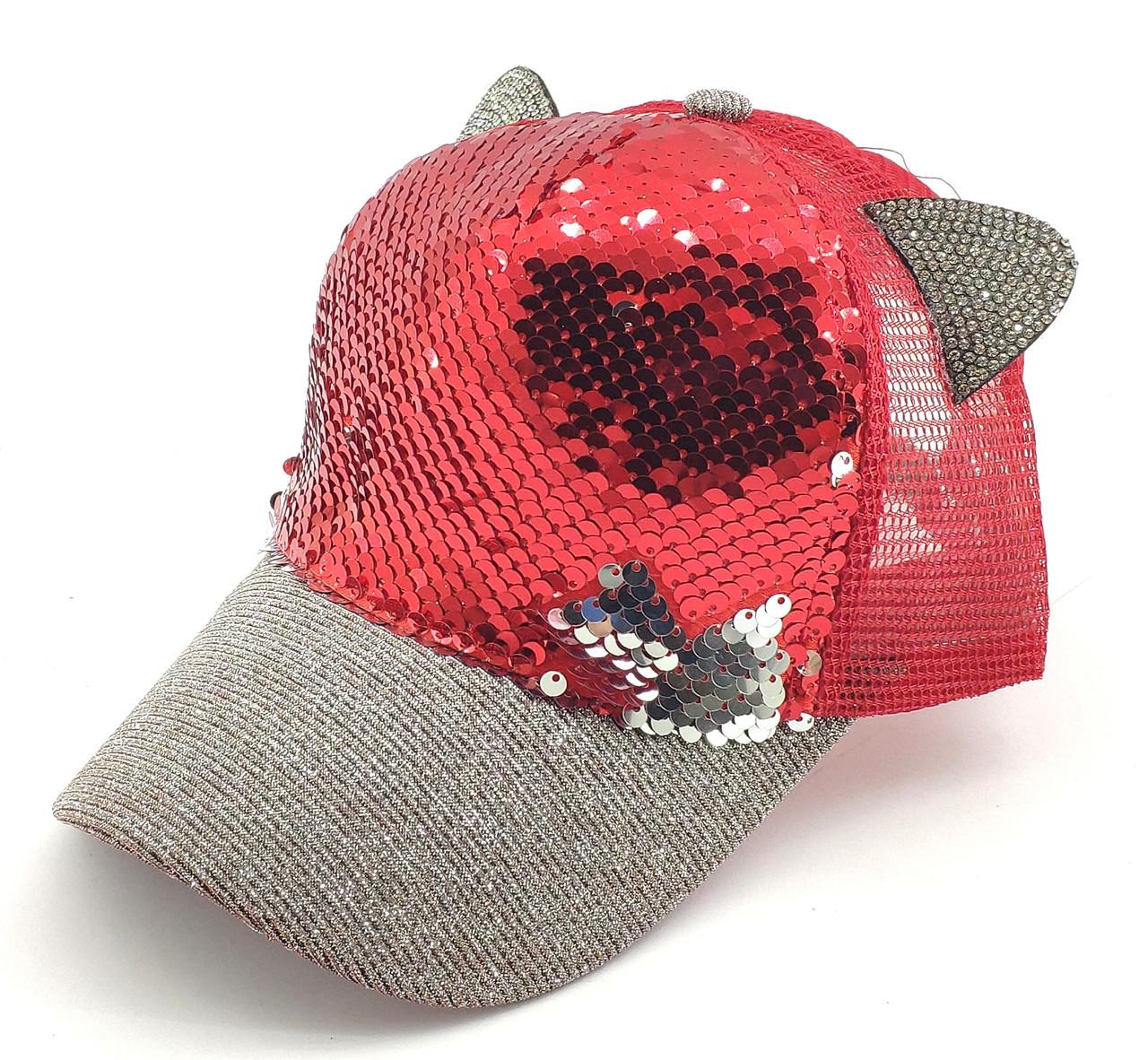Детская бейсболка кепка с 52 по 56 размер детские бейсболки кепки с сеткой для девочки летняя