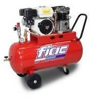 Поршневой компрессор FIAC S 100-360 с бензиновым двигателем HONDA