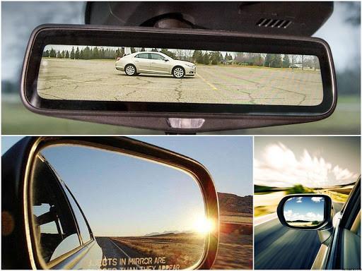 Зеркала автомобильные