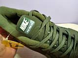 Мужские кроссовки в стиле найк Free Run 3.0 V2 Green хаки, фото 2