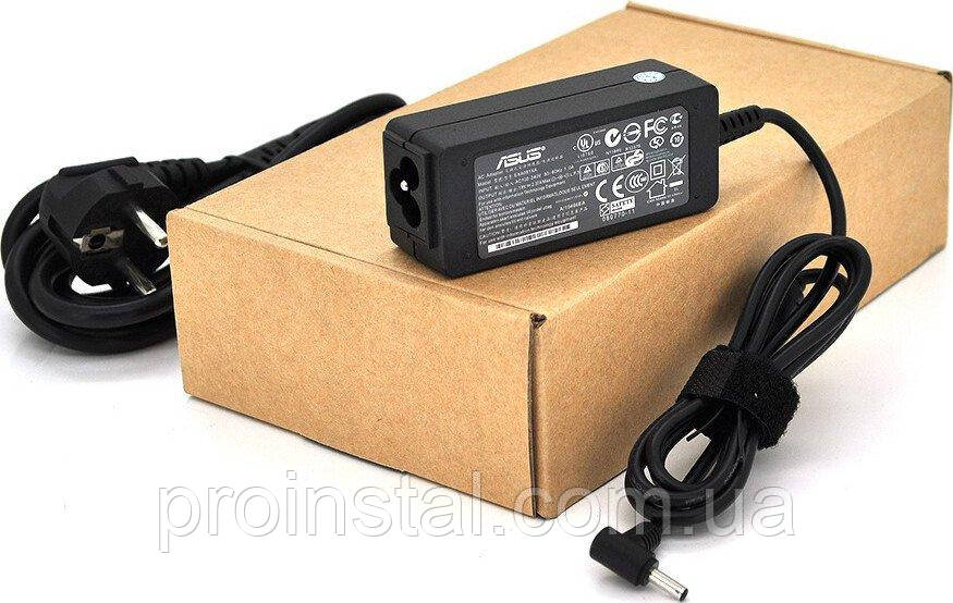 Блок живлення для ноутбука ASUS 19V 2.37 A 45Вт штекер 3,0x1,35мм