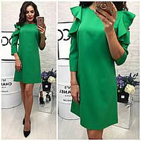 Платье модель 783/2 зеленый