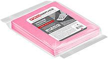 Набір серветок PRO-19300142 рожевих 32х38см 5шт