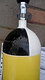 Баллон Drager   высокого давления стальной, новы  6л ,рабочее давление 300 атм, фото 3