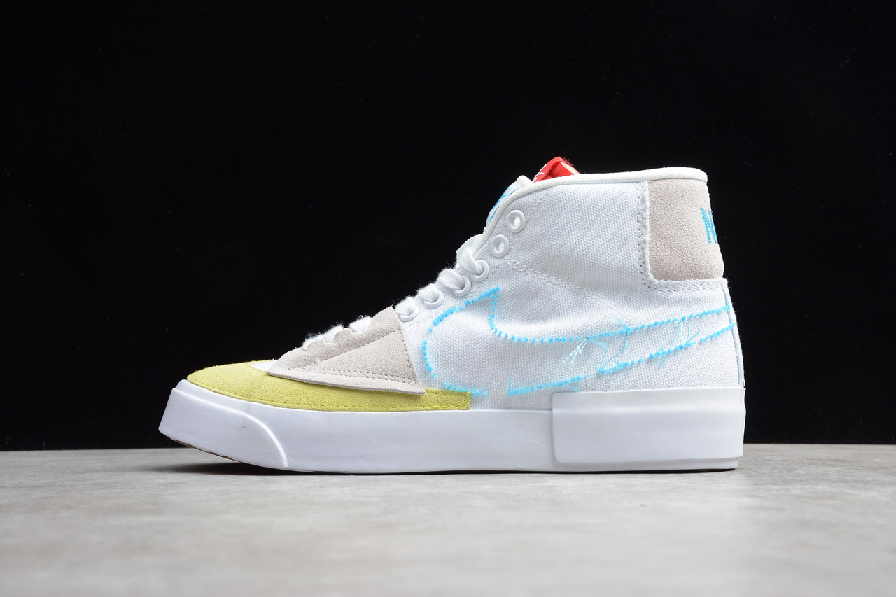 Кроссовки мужские Nike Blazer / BLZ-107 (Реплика)