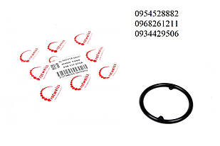 Прокладка радиатора масляного / теплообменника VW Caddy III 2.0TDI 103kW 07-10 ROTWEISS (Турция)  038117070A