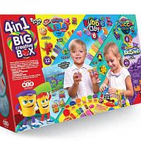 Детский набор 4в1 BIG CREATIVE BOX 07207