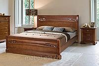 Кровать Шопен 180-200 см (орех)