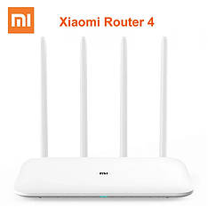 Беспроводной маршрутизатор (роутер) Xiaomi Mi Wi-Fi Router 4 (DVB4190CN)