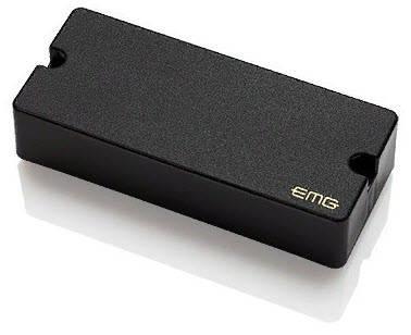 EMG 85-7 (BK) звукосниматель Хамбакер для 7-струнных электрогитар, фото 2