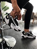 Мужские кроссовки Nike Zoom 2K, Black/White, фото 1