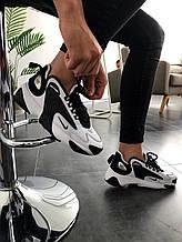 Мужские кроссовки Nike Zoom 2K, Black/White