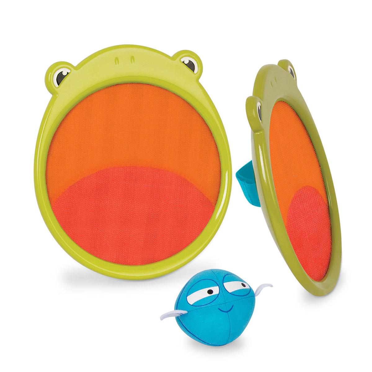 Развивающая Игра - Лягушки-Ловушки Battat Critter Catchers Frankie The Frog BX1554Z