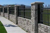 Забор SPEARS металлический - цена за 1 м.п. - Изготовление ограждений и заборов из металла
