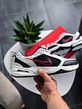 """Стильные кроссовки Nike Air Monarch IV """"Black/White"""", фото 4"""