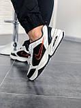 """Стильные кроссовки Nike Air Monarch IV """"Black/White"""", фото 8"""