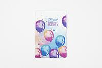 "Мини-открытка 066. 95*65 мм ""Best wishes"""