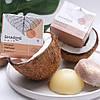 Натуральный твердый шампунь Sharme Hair Coconut (Кокос) для сухих волос Гринвей Greenway, фото 3