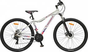 """Орный велосипед 29 дюймів Crosser Angel рама 16,5"""" білий"""