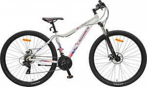 """Орный велосипед 29 дюймів Crosser Angel рама 16,5"""" білий, фото 2"""