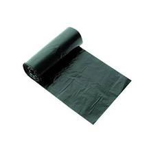 Пакети для сміття 35л 50шт чорні З
