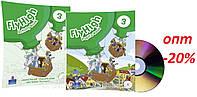 Английский язык / Fly High / Pupil's+Activity Book+CD. Учебник+Тетрадь (комплект с дисками), 3/ Pearson