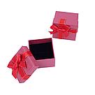 Бумажная коробочка box1-1 Красный, фото 2