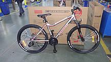 """Гірський велосипед 26 дюймів Crosser Trinity рама 17"""" ORANGE, фото 2"""