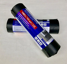 Пакеты для мусора PRO-16202070,-71 черные 160л 10шт 25мк ЛД