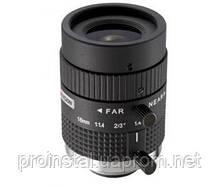 Объектив для 5Мп камер MF-1614M-5MP