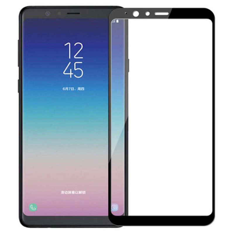Купить Samsung Galaxy A8 Star (A9 Star) Черное гибкое стекло защиты смартфона самсунг галакси самсунг галакси а8 стар а9 стар