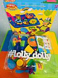 Тесто для лепки КА 1503 аналог Магазинчик печенья Play Doh, фото 2