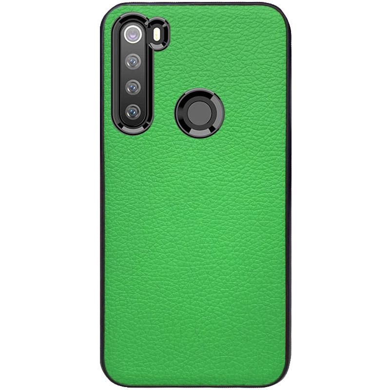 Чохол Xiaomi шкіряний Epic Vivi series для Xiaomi Redmi Note 8 Зелений