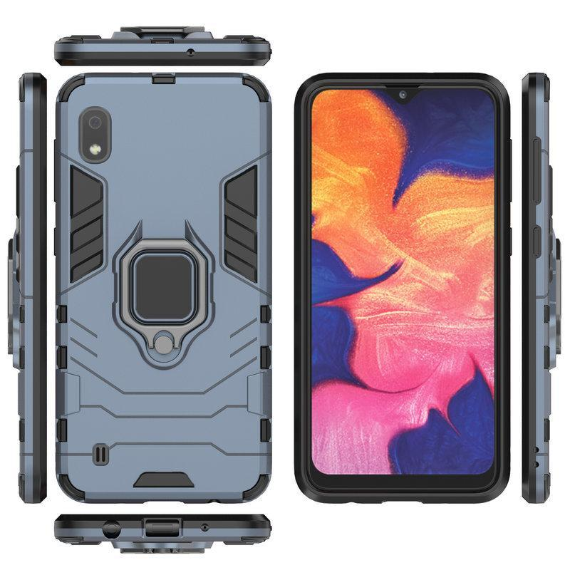 Samsung Galaxy A10 (A105F) (Серый / Metal slate) (30692) чехол на самсунг галакси а10