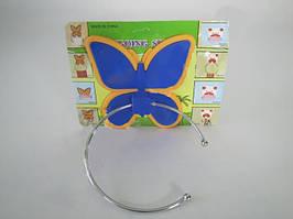 Кольцо для полотенец Бабочка YQ 411
