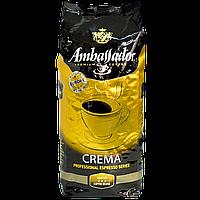 Кофе в зернах Ambassador Crema 60/40 1кг