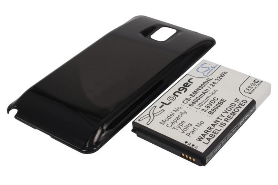 Samsung B800BC X-Longer (6400mAh) акб акумулятор батарея на самсунг
