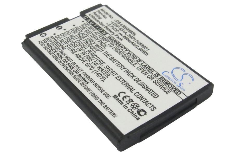 LG LGIP-531A X-Longer (800mAh) акб аккумулятор батарея на лж на элжи на элджи
