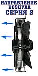 Вентилятор осевой S4E300-AS72-30 (HyBlade) Ebm-Papst, фото 4