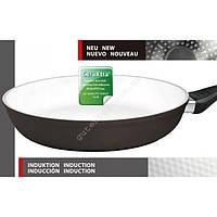 Сковородка с высоко-качественным керамическим покрытием CS Solingen 28