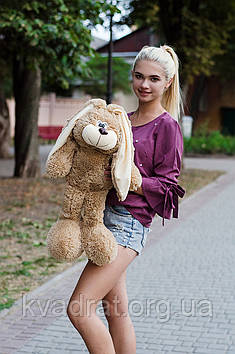 Плюшевый зайка Тотти 75 см