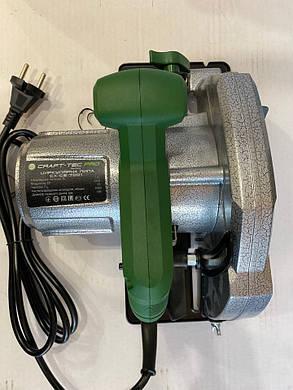 Циркулярная пила Craft - tec CXCS - 7001 (185 мм 1650 Вт), фото 2